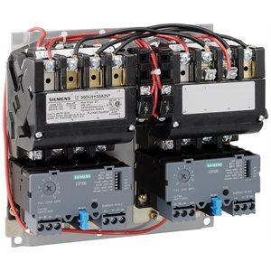 Starter,2Spd SZ2,13-52Amps,Open,120 / 240V