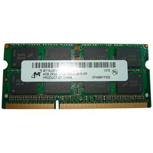 8GB. DDR3 1066. SO DIMM. ECC F. IPC427D